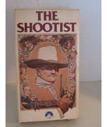 The Shootist (Original Paramount Home Video Release, 1976) [VHS Tape] [1... - $2.96
