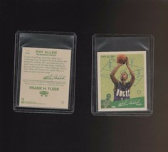 1997-98 Fleer Goudey Greats #1GG Ray Allen Milwaukee Bucks - $1.00