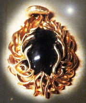 Haunted Mourning Necklace Halloween Spirit Brings Back What Is Lost Ooak Magick - $377.77