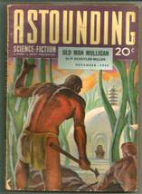 Astounding Science-Fiction Dec.1940  Pulp Magazine 1st print  & series - $13.86