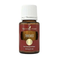 YOUNG LIVING * Thieves * Essential Oil Blend Cinnamon Clove NEW SEALED 15ml - $30.63
