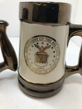 Vintage Department Of The Air Force Large Mugs US Air Force - $17.88