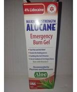 Alocane Maximum Strength Emergency Room Burn Gel, 2.5 Fluid Ounce - $11.88