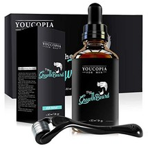 YouCopia Beard Hair Growth Kit and Beard Growth Oil and for Giving The Hair Foll