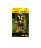 NEW SEALED 2021 McFarlane Mortal Kombat 11 Spawn Action Figure Walmart E... - $49.49