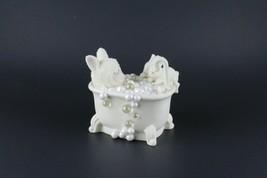 """Department 56 Snowbunnies """"Bunny Bubbles"""" Figurine 2002 Bubble Bath # 56... - $24.75"""