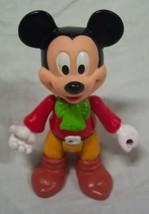 "VINTAGE ARCO Disney VINTAGE MICKEY MOUSE 4"" Plastic Toy Figure - $16.34"