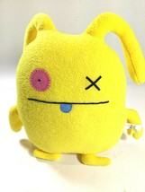 Uglydoll Plush Yellow Ox 2003 Rare Ugly Doll 12 Inches Stuffed Animal To... - $29.65