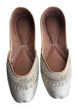 punjabi jutti mojari women shoes, flat shoes, casual shoes, wedding shoes USA-9 - $29.99