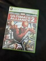 Marvel Ultimate Alliance 2 Microsoft Xbox 360 2009 Neuf Scellé - $90.95