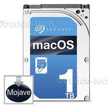 "1TB Mojave Drive SSHD 10.14 2.5"" 2012 A1278 solid state hybrid drive Mac... - $101.34"