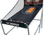 Basketball Backboard 2 Player Big Shot Metal Hoops, 8 in 1 LED System Indoor New