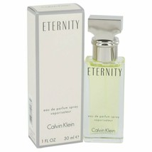 ETERNITY by Calvin Klein 1 oz / 30 ml EDP Spray for Women - $25.78