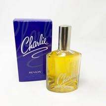 NEW Revlon Charlie Women's Eau De Toilette Natural Spray 3.5 FL Oz - $42.75