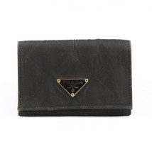 Prada Quilted Nylon Wallet - $105.00
