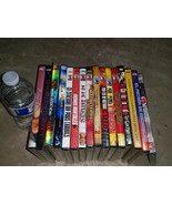 Lot - 16 Spanish Language DVD Movies Brand New Latin Media - $149.99