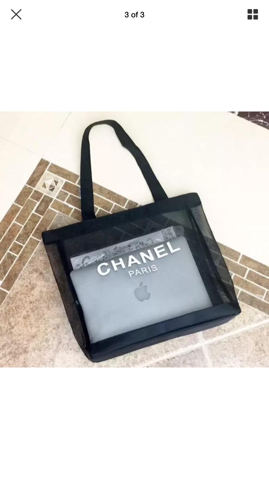 3af866941ebe3c Chanel VIP Gift Beach/Tote Bags and 50 similar items. Aebd4305 f06b 4577  950e cc58917b21f5