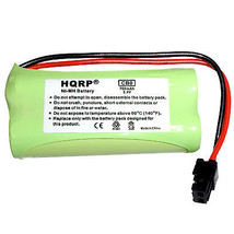 HQRP Phone Battery for Uniden D1384-4, D1384-4BK, DCX100, DCX160, DCX291... - $4.95
