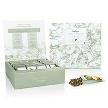 Tea Forte Single Steeps Loose Leaf Tea Chest, 28 Different Single Serve Pouches, - $29.54