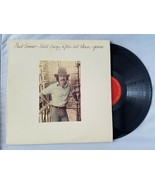 Paul Simon Still Crazy After All These Years Disque Vinyle Vintage 1975 ... - $47.40