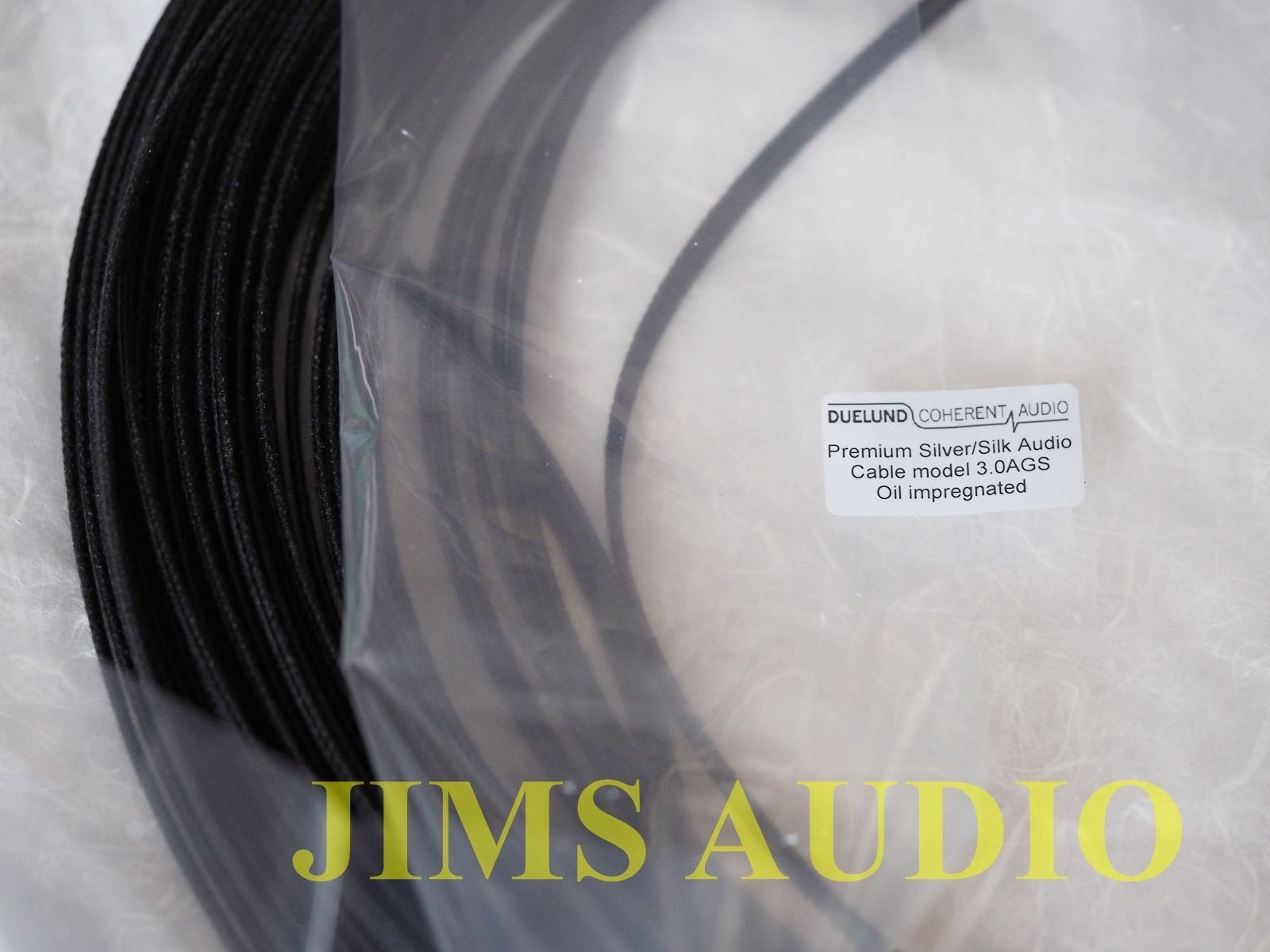 Duelund 3.0 version bulk silver wire sell at and 50 similar items