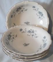 18 - Johann Haviland Blue Garland Bavaria Fruit Dessert Bowl - Set of 18 - $52.42