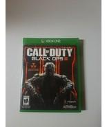 Call of Duty: Black Ops III (Microsoft Xbox One, 2015) - $9.90