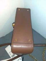 New Calvin Klein Snake Lock Shoulder Bag python-print crossbody H9DES9ZF $248.00 image 9