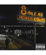 Eminem - 8 Mile [Explicit] Audio CD 2002, Music Inspired by the movie so... - $6.99