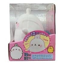 Talking and Moving Molang Rabbit Stuffed Plush Korean Toy Doll image 2