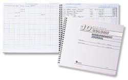EGP Disbursement Journal - 10 column