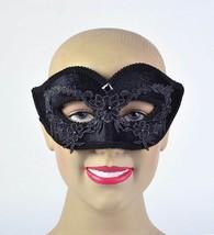 Nero Floreale Design Maschera (su Occhiali Stile Telaio), Costume - $12.30 CAD