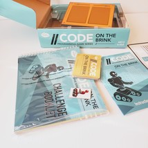 Thinkfun Code Programming Game Series On The Brink Core Coding Concept.  - $15.00