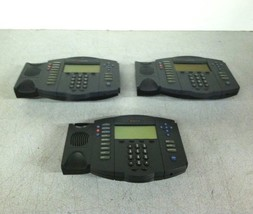 QTY3 Lot Polycom Soundpoint IP 501 SIP 2201-11501-001 VOIP Phones For Parts - $26.25