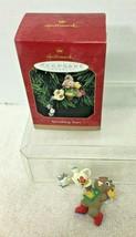 1999 Sprinkling Stars Hallmark Christmas Tree Ornament MIB Price Tag - $9.41