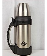 """Thermos """"The Rock"""" Stainless Steel Beverage Bottle - THERMAX Max Insulation - $15.00"""
