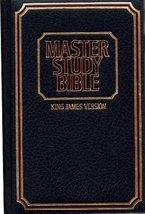 Bi-KJV Master Study Blue Imita - $16.55