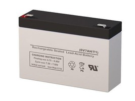 Guardian DG6-7F SLA battery Replacement by SigmasTek - $16.89