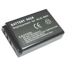 Targus Lithium-Ion Rechargeable Battery, Replacement for Kodak K - $9.99