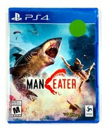 Man Eater PS4 PlayStation 4 Maneater NEW SEALED - $26.72