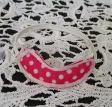 Monster High Eye Cover Pink Polka Dot - $6.92