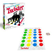 Hasbro Twister Game Classic Family Game  NEW For 2 or more players - $22.76