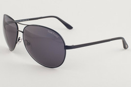 Tom Ford Charles Black / Gray Sunglasses TF035 0BR - $195.02