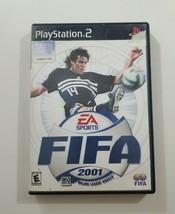PS2 FIFA Soccer: 2002 Major League Soccer (PlayStation 2) Complete CIB E... - $6.80