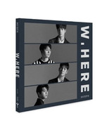 NU'EST NUEST W.HERE - NEW ALBUM (PORTRAIT Ver) CD - $19.80
