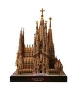 Sagrada Familia, Spain Craft Paper Model Architecture 3D  DIY Education ... - $29.70