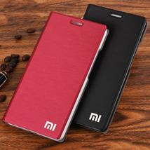 New Arrival For Xiaomi Redmi 3 /3S/3X, Luxury Slim Style Flip Leather Case For X - $9.99