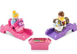 Fisher-Price, Little People, Klip Klop, Cinderella & Prince Charming - $36.95