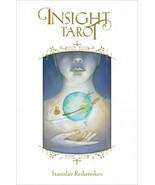 INSIGHT TAROT CARDS BOOK SET STANISLAV RESHETNIKOV SCHIFFER PUBLISHING DECK NEW - $63.65