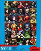 Marvel Heroes Collage 1000 Piece Jigsaw Puzzle [imported]. - $46.52